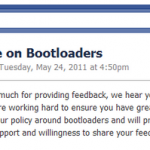 HTC reviews policy on bootloaders